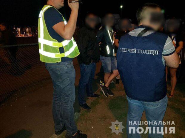 На Харьковщине задержали мужчину, который незаконно перевозил женщин в РФ