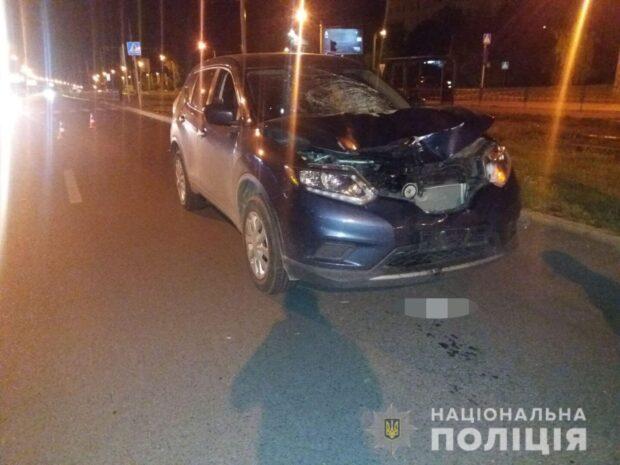 В Харькове сбили мужчину: пострадавший в тяжелом состоянии