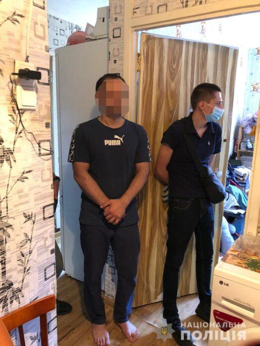 В Харькове полиция задержала подозреваемого в убийствеВ Харькове полиция задержала подозреваемого в убийстве