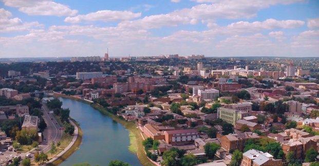 В выходные в Харькове - до 25 градусов тепла