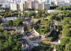 Харьков с высоты птичьего полета: реконструкция зоопарка