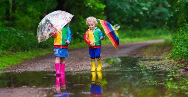 Завтра в Харькове - до 26 градусов тепла и дождь