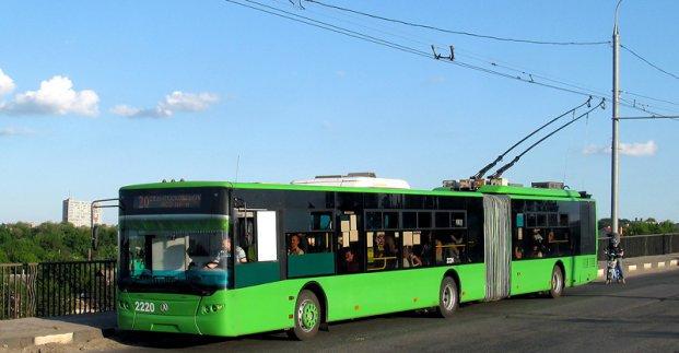 Троллейбусы №19 и 24 временно изменят маршрут, а №20 - не будет ходить