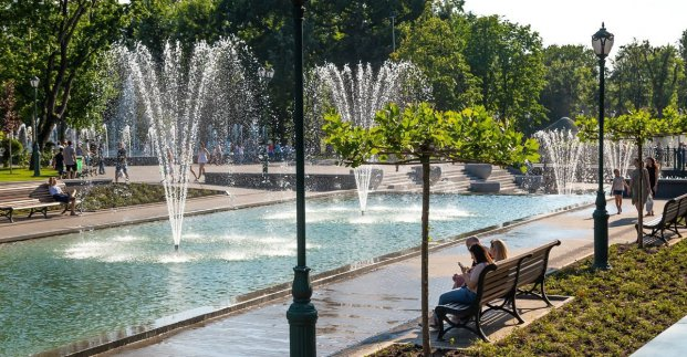 Завтра в Харькове - до 27 градусов тепла