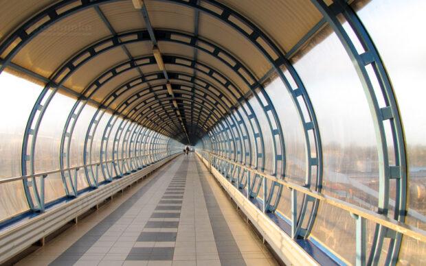 Железножорожный мост