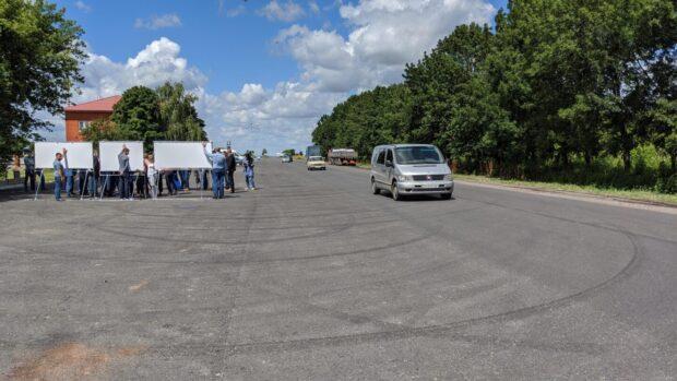 В этом году на Харьковщине отремонтируют 244 км дорог
