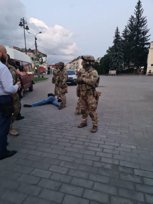 В Харькове задержали сообщника луцкого террориста - Аваков
