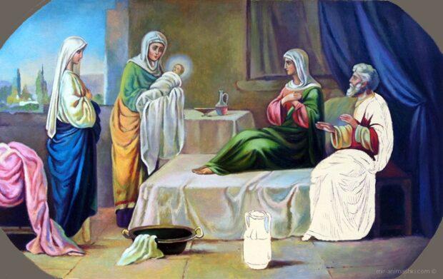 История праздника Рождество Иоанна Предтечи