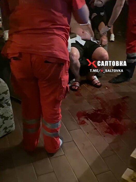 Ночью в харьковском клубе произошла перестрелка