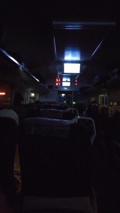 Не доехав до Харькова, ночью сломался поезд Hyundai