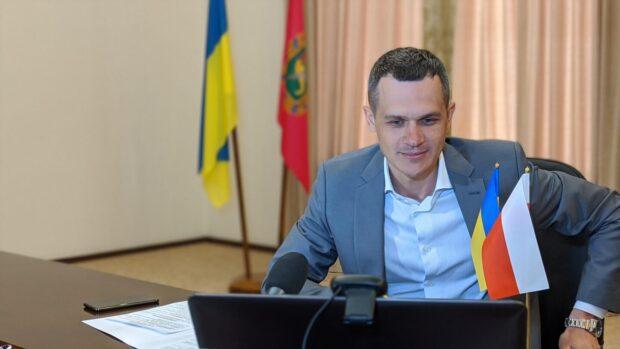 Кучер прокоментировал задержание на взятке директора департамента ОГА