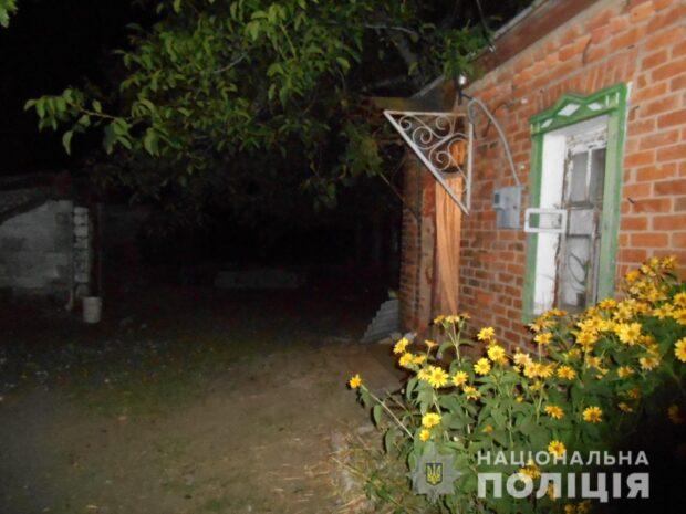 Под Харьковом мужчина после застолья насмерть забил костылем женщину