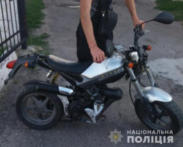 Под Харьковом рецидивисты обокрали соседа