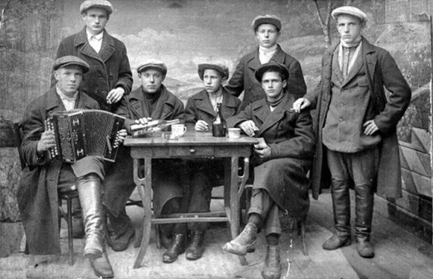 Бандиты Российской империи