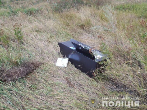 В Харьковской области преступная группа совершила разбойное нападение на агрофирму