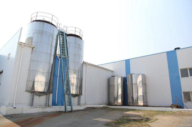 Сыродельный завод, Великий Бурлук