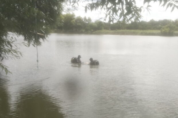 На Харьковщине в пруду утонул мужчина