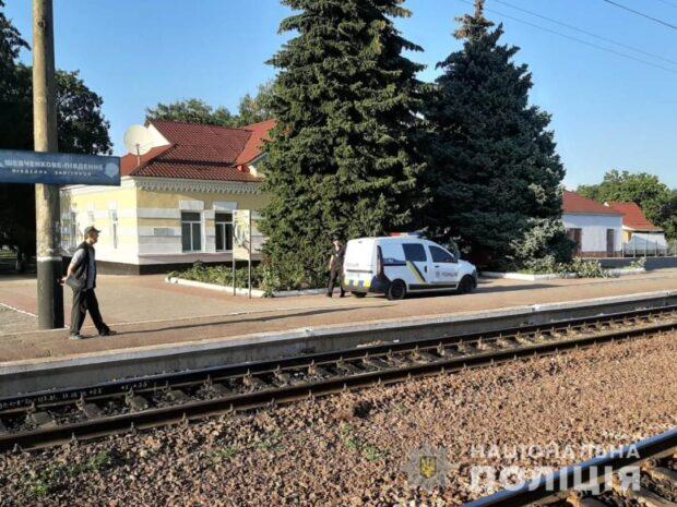 Под Харьковом под колесами грузового поезда погиб мужчина
