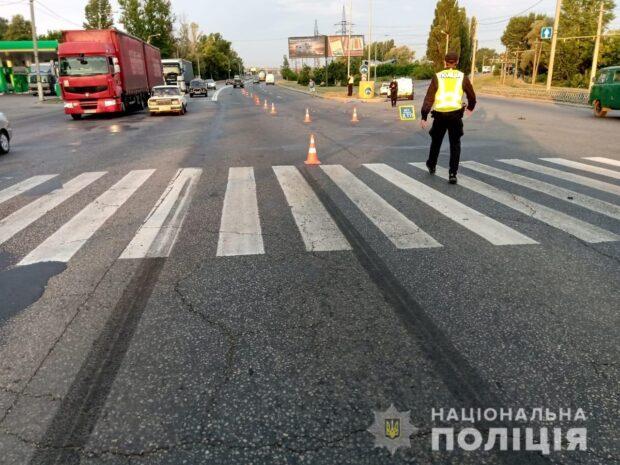 В Харькове насмерть сбили пешехода