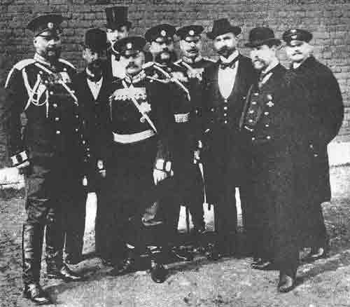 Сыщики Российской империи