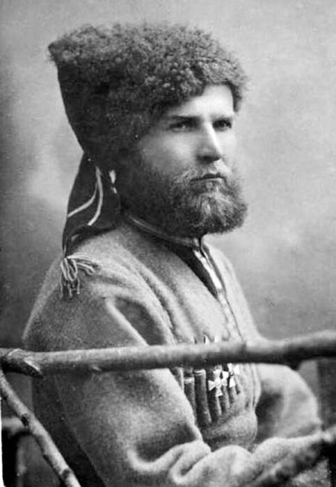 Атаман Емельян Волох