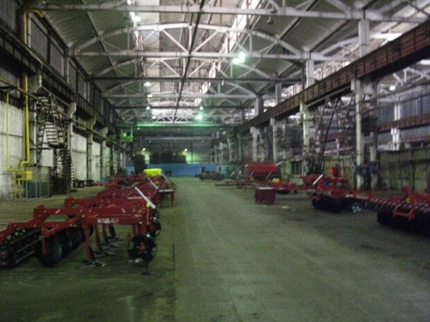 Лозовской кузнечно-механический завод