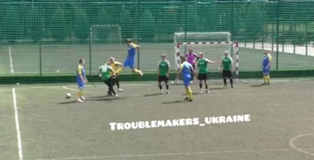 Футзальный матч в Харькове закончился дракой