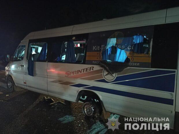 Полиция открыла еще одно уголовное производство по факту стрельбы под Харьковом