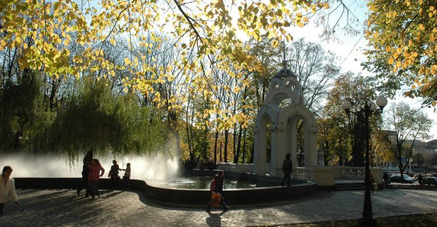 Завтра в Харькове немного похолодает