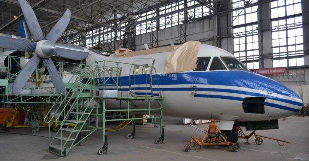 Ярославский готов выделить Харьковскому авиазаводу 1 млрд долларов