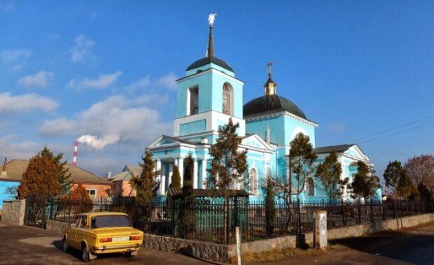 Храм Василия Великого