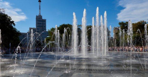 Завтра в Харькове - до 26 градусов тепла