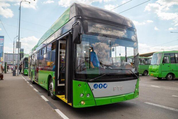 В Харькове начались испытания троллейбуса с запасом хода - Кернес
