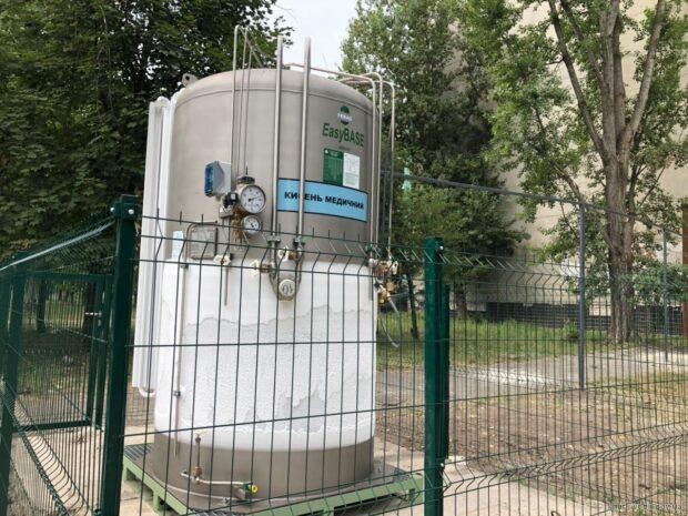 Благотворители приобрели кислородное оборудование для двух медучреждений, где лечат больных коронавирусом