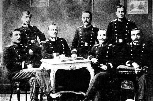 Жандармы Российской империи