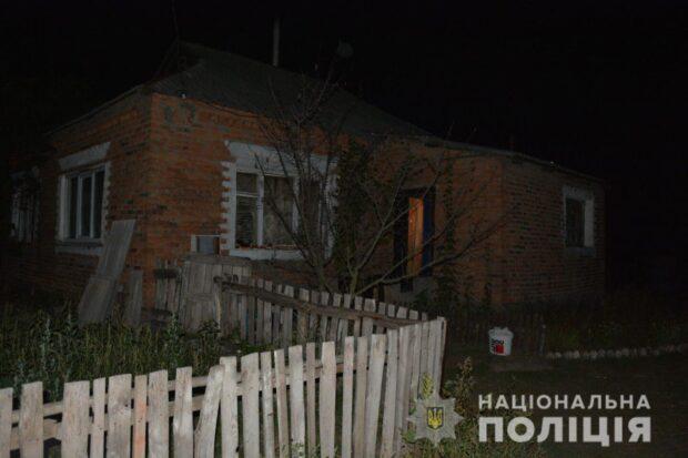 Под Харьковом пьяный мужчина палкой забил насмерть своего знакомого