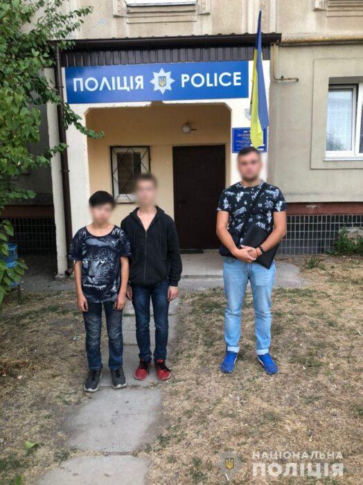 На Харьковщине двое школьников сбежали из дома, потому что им было стыдно, что они сбежали из школы