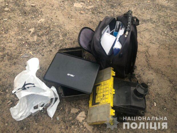В Харьковской области подросток со своим страшим другом обворовывали автомобили