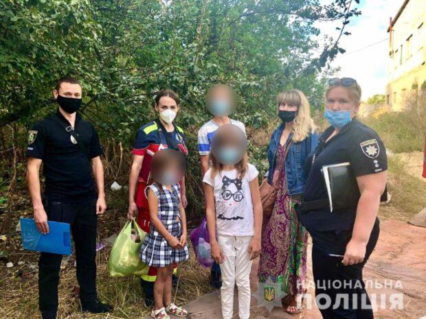 В Харькове из семьи забрали троих детей, проживавших в ненадлежащих условиях