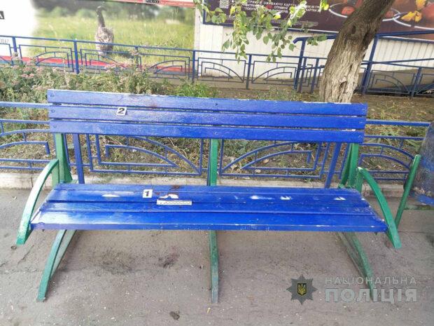 В Харькове мужчина избил пенсионера, который заступился за женщину