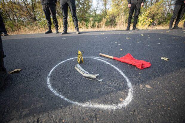 ГБР проверяет четыре версии крушения военного самолета в Чугуеве и просит свидетелей обращаться к ним