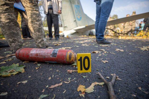 Министр обороны озвучил предварительную причину катастрофы в Чугуеве