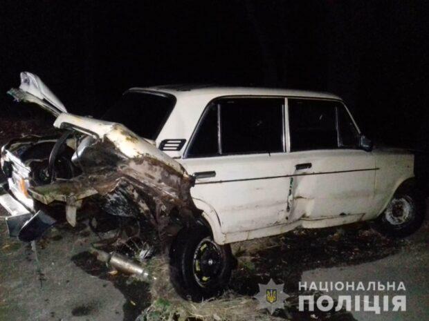 На Харьковщине за сутки в результате ДТП погибло 5 человек