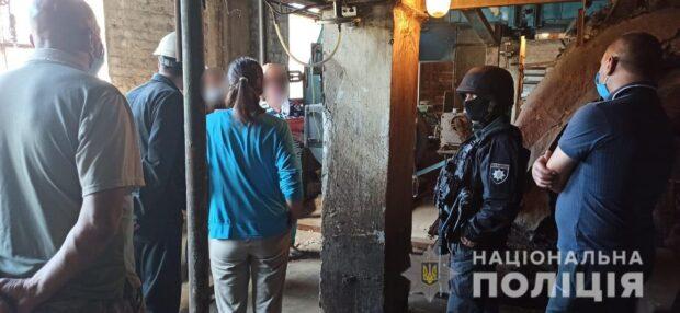 Правоохранители провели обыск на территории коксового завода в Харькове