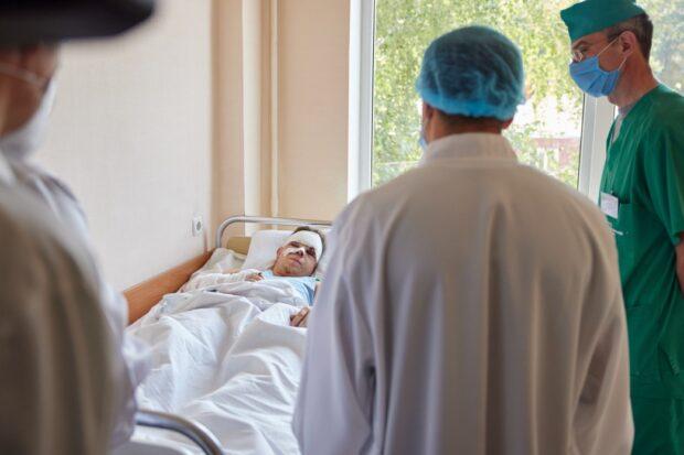 Выживший курсант в авиакатастрофе в Чугуеве, после падения самолета пытался спасти своего товарища