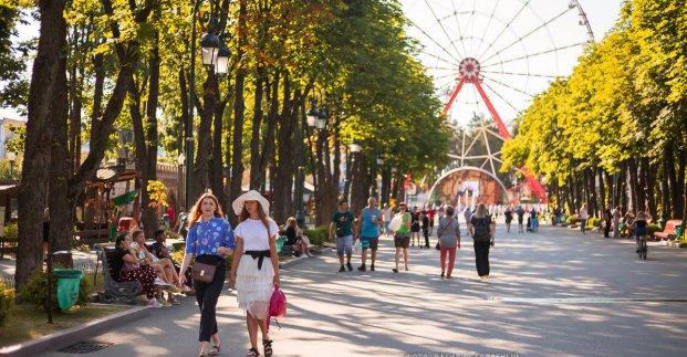Завтра в Харькове - до 32 градусов тепла