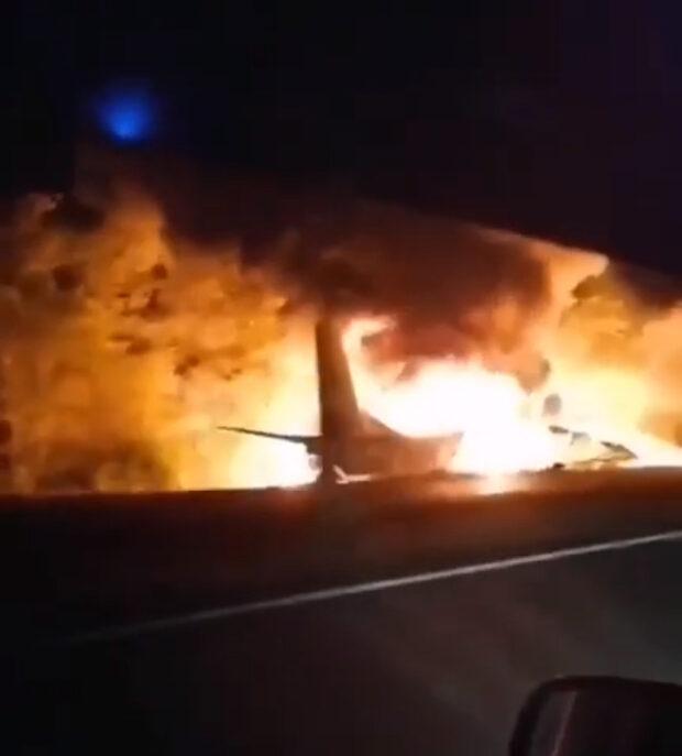 Командование Воздушных Сил ВСУ сообщает о погибших и травмированных в авиакатастрофе в Чугуеве