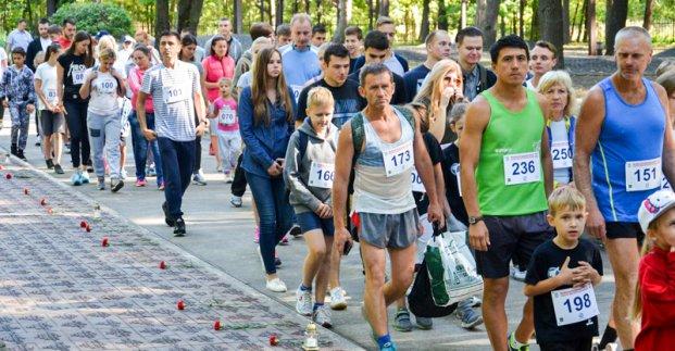 В Харькове пройдет кросс памяти жертв тоталитаризма