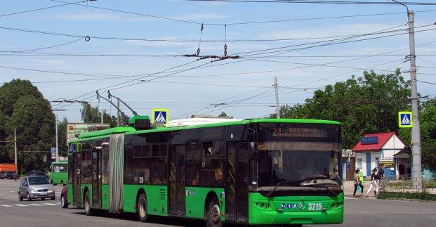 Завтра троллейбусы №19 и 24 изменят маршрут, а №20 не будет ходить
