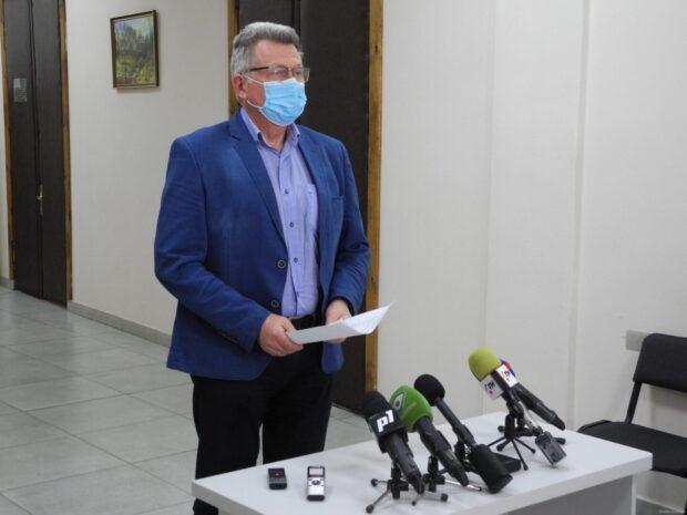 Пациентов с COVID-19 в октябре начнет принимать еще одна городская больница - 18-я